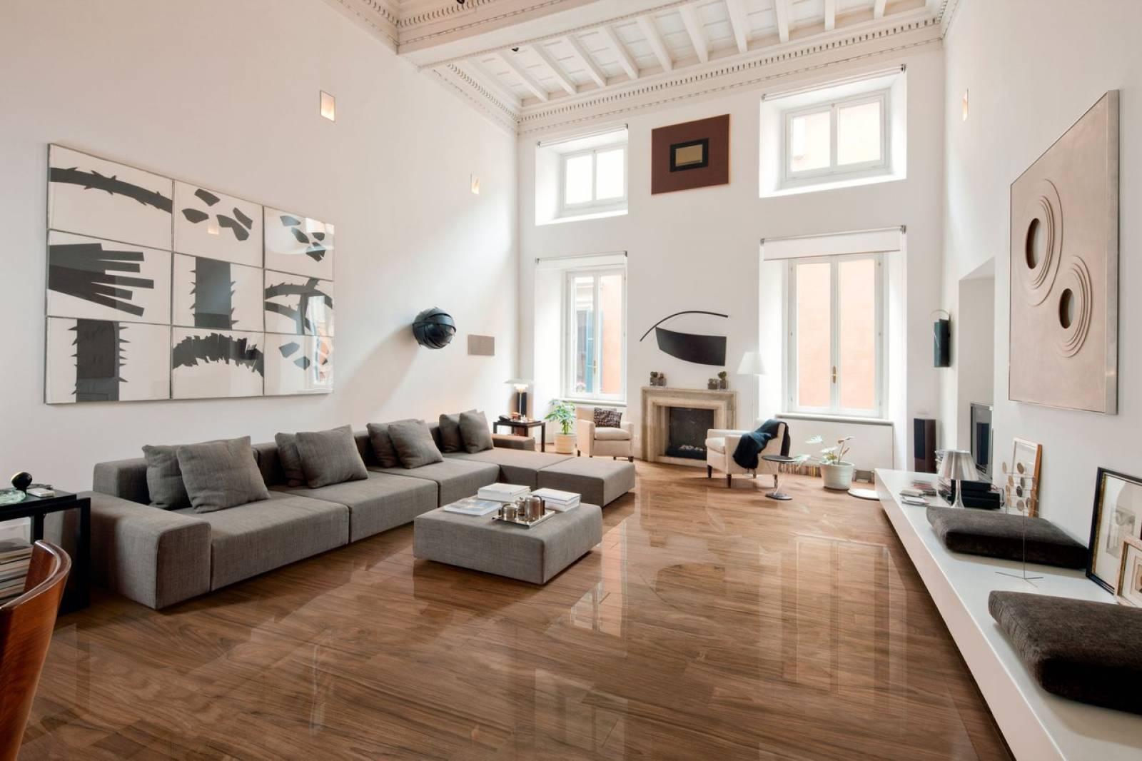Carrelage Imitation Bois Brillant carrelage de sol intérieur en imitation bois rectifié